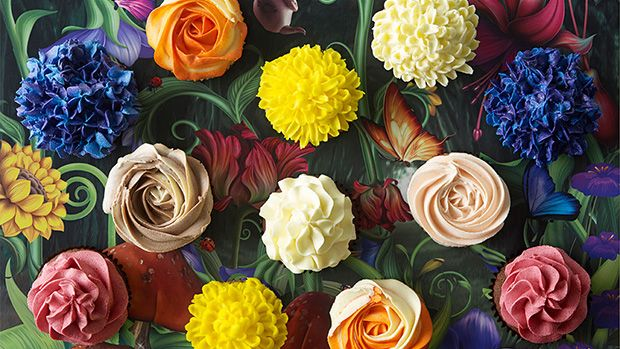 Cake and Bloom Blooming Marvellous Cupcakes | Daily Addict