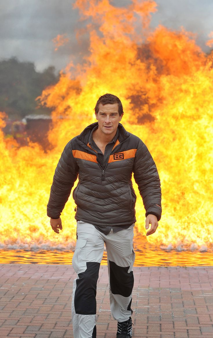 23 Ridiculous Facts That Prove Bear Grylls Is The Ultimate Adventurer - Mpora