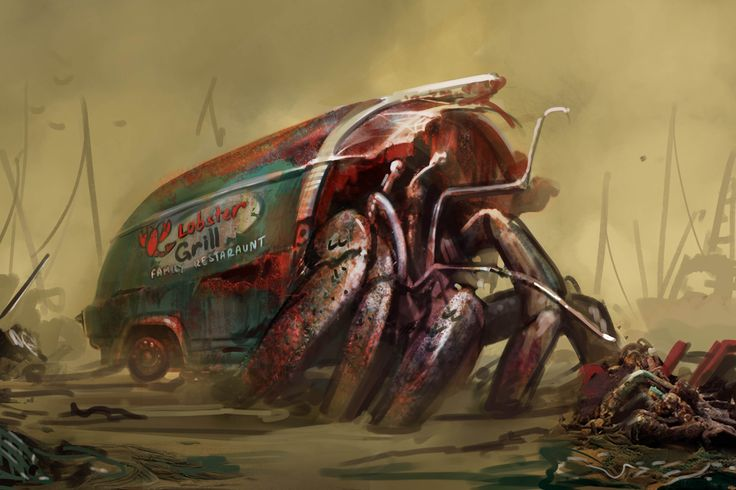 nice 'Fallout 4: Far Harbor' is out tomorrow with mutant salamanders and a big dose of 'spooky'