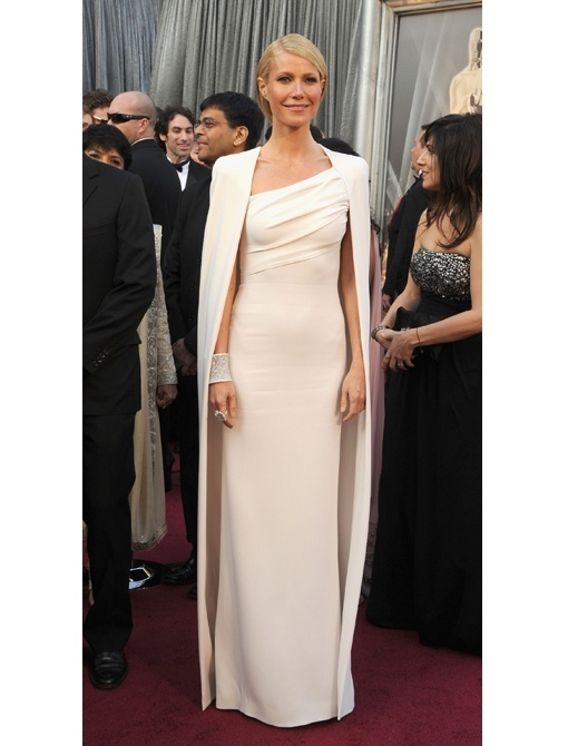 Gweneth Paltrow at the 2012 Oscars in Ford