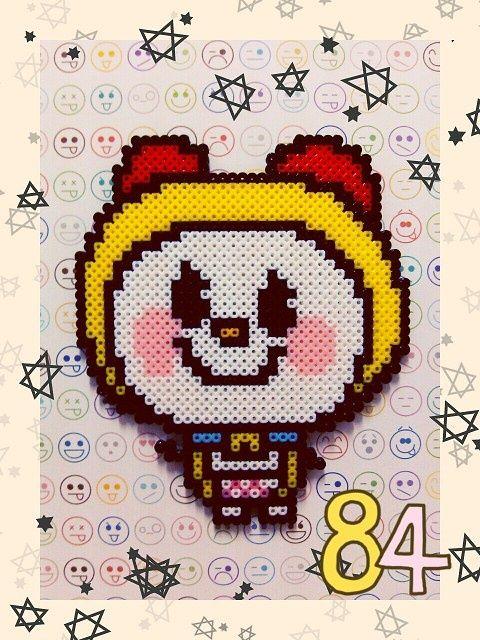Dorami hama perler by Ryoko