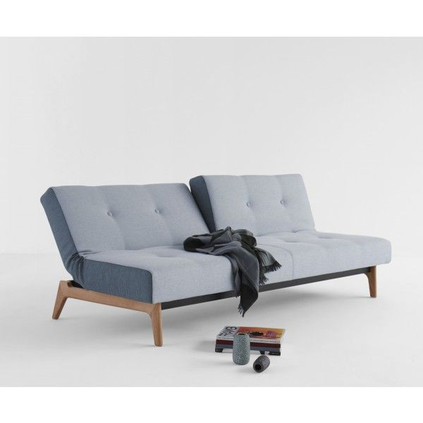 Innovation Slaapbank Asmund - Twist 563 - Charcoal