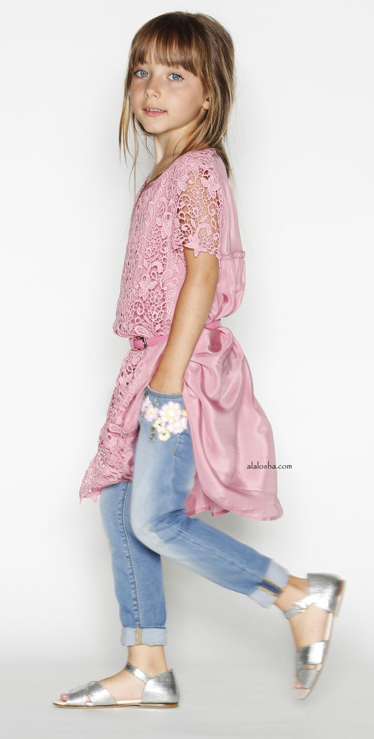 Alalosha Vogue Enfants Child Model Of The Day Lёlya: ALALOSHA: VOGUE ENFANTS: New Season: Ermanno Scervino SS