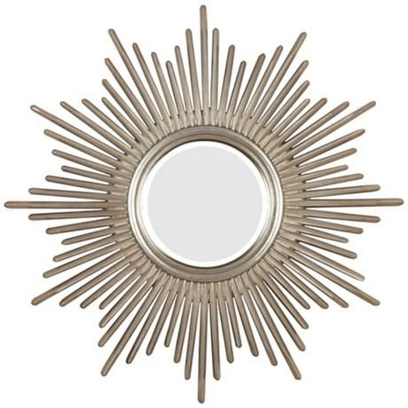 another lovely sunburst mirror