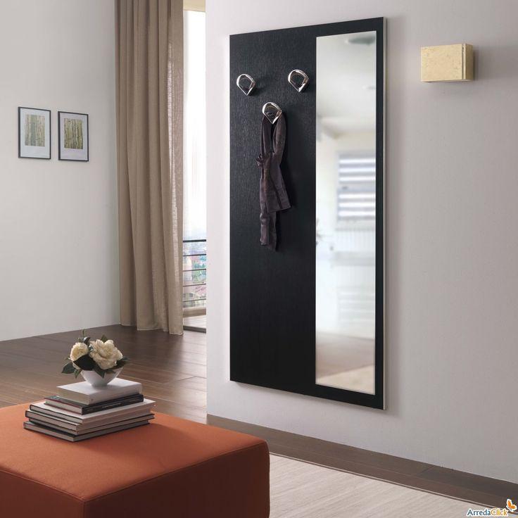Oltre 25 fantastiche idee su specchio corridoio su for Appendiabiti ingresso mondo convenienza