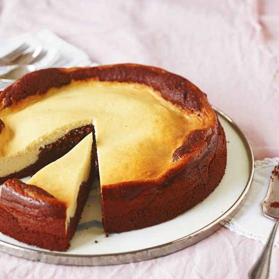 Quark kuchen classic cheesecake