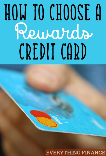 credit cards and rewards programs