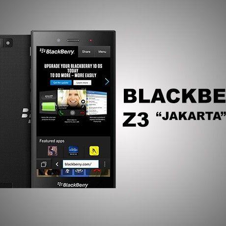 harga dan spesifikasi blackberry z3