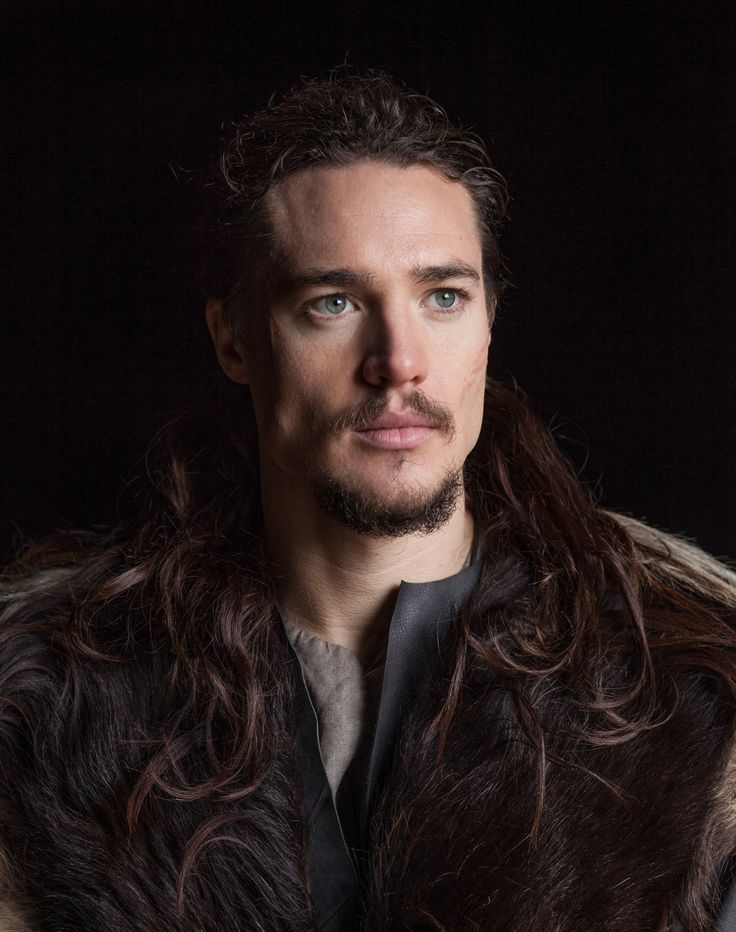 "Alexander Dreymon as Uhtred of Bebbanburg in ""The Last Kingdom"" Season 1 From http://www.farfarawaysite.com/section/lastkingdom/gallery1/gallery2/gallery.htm"