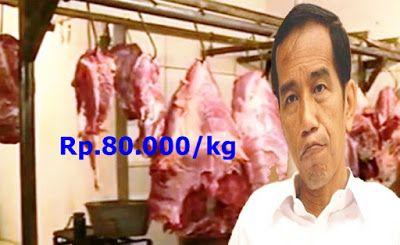 Trending post one: Harga Daging Naik Berapa Harga Di Tempat Anda  Jokowi: Harga Daging Rp.80.000/kg Harga Daging Naik Berapa Harga Di Tempat Anda Trending post one hari ini melihat setiap menjelang Ramadhan terjadi lonjakan harga daging di pasar tradisional atau pasar rakyat kenapa ini bisa terjadi, adakah permainan haraga yang dilakukan oleh para pedagang pesar atau kartel daging impor yang sengaja memanfaatkan keadaan seperti menjelang puasa dan lebaran. Masalah kenaikan harga daging dan…
