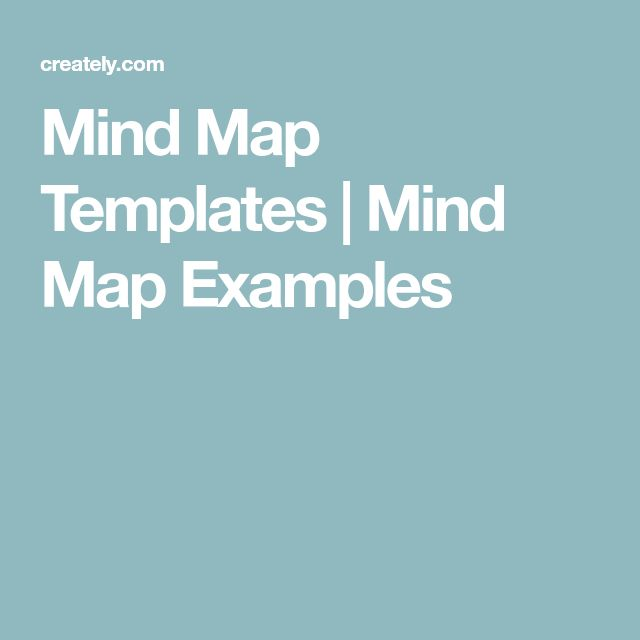 Best  Mind Map Template Ideas On   Mind Map Download
