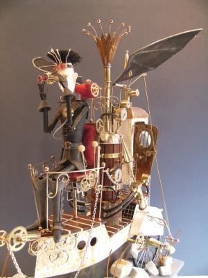 Steampunk Design Ideas