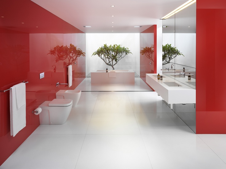 Luxury #Caroma #bathroom