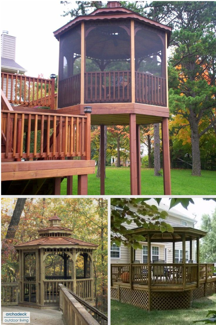 111 best deck ideas from archadeck st louis mo images on learn how to design a deck with a gazebo archadeckwestcounty baanklon Image collections