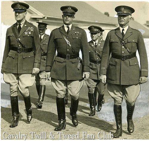 Old Military Uniform 50