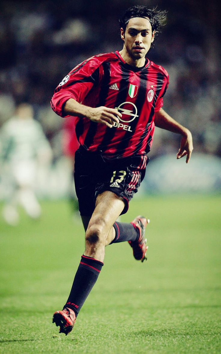 Alessandro Nesta - at Milan from 2002 - 2012