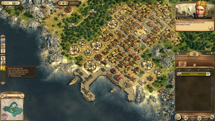 Screenshots like this make me want TPK to have a detailed town building / management system.