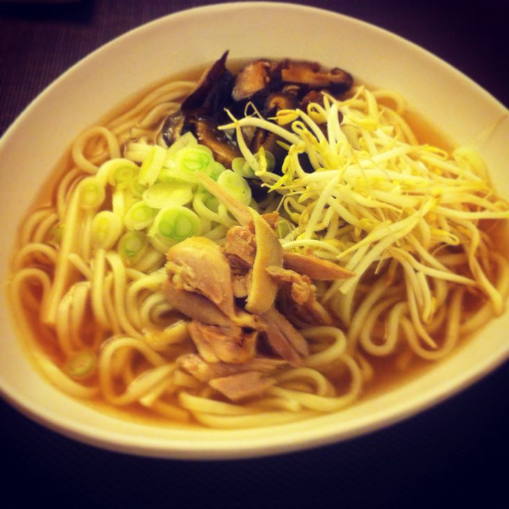 Homemade Ramen to die for
