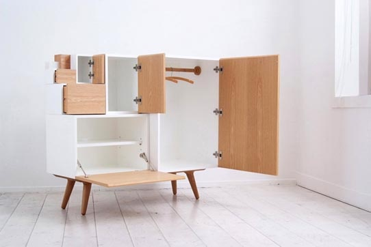 contemporary storage furniture design
