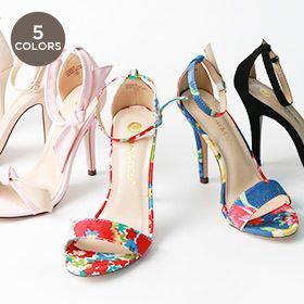 Colorful beauties-Sandals