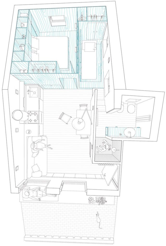 25 best plan images on Pinterest Architecture drawing plan