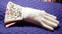 Cómo hacer guantes personalizados El Costurero Real: tutorial