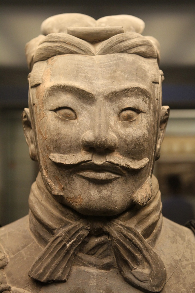 how to get to terracotta warriors