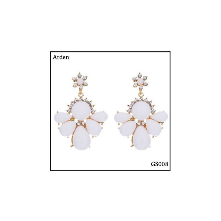 Ref: GS008 Arden Medidas: 5.5 cm x 3.9 cm So Oh: 5.99 #sooh_store #onlinestore #boho #style #brincos #earrings #fashion #shoponline