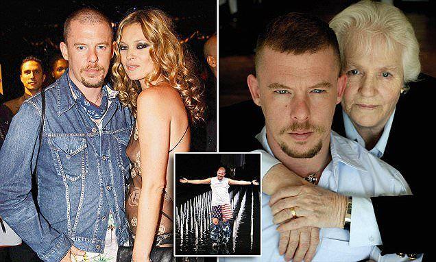 Alexander McQueen biography reveals a man prone to depravity
