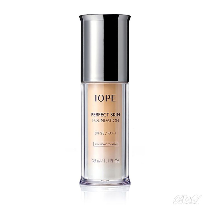 [IOPE] Perfect Skin Foundation SPF25 PA++ 35ml / A long-lasting by Amore Pacific #Iope