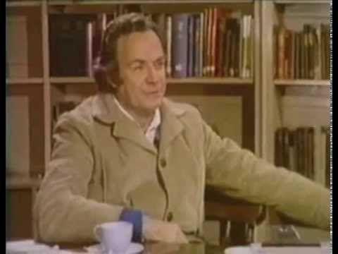 Ричард Фейнман.Посмотрите на мир с другой стороны.