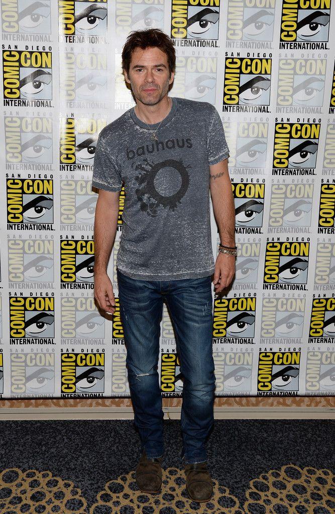 "Billy Burke - NBC's ""Revolution"" Press Line - Comic-Con International 2013"