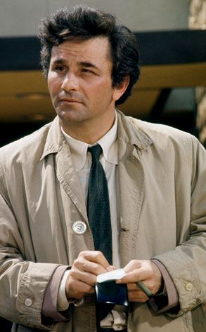 Peter Falk The Emmy-winning Columbo star—and Princess Bride's book-reading grandpa!—passed away at his home in Beverly Hills. Falk, who reportedly suffered from Alzheimer's disease, was 83.
