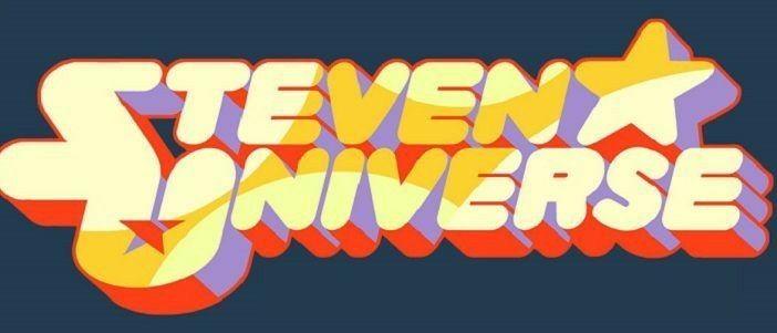 Pin By Kari Gall On Typography Steven Universe Cartoon Logo Universe