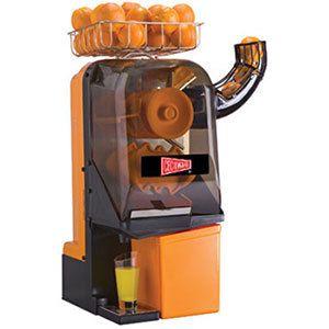 Cecilware JX15MC Compact Manual Feed Orange Juice Machine - 15 Oranges / Minute