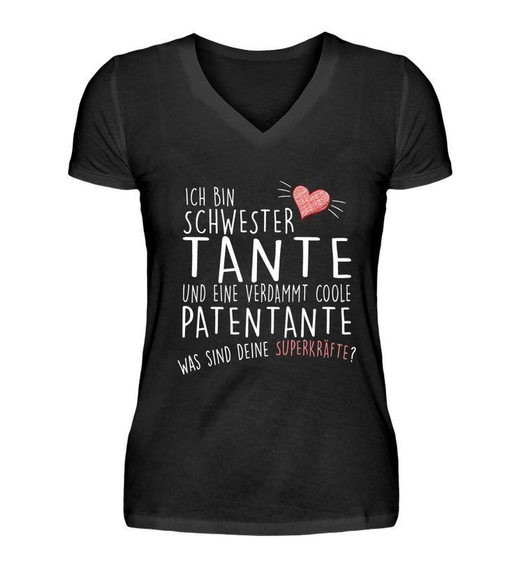 Superkräfte kleine Schwester Damen T-Shirt Fun Shirt Geschenk Idee Geburtstag