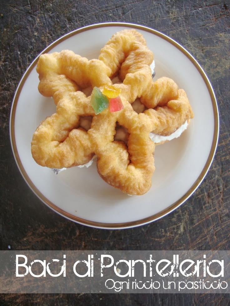 Baci di Pantelleria - Kisses of pantelleria
