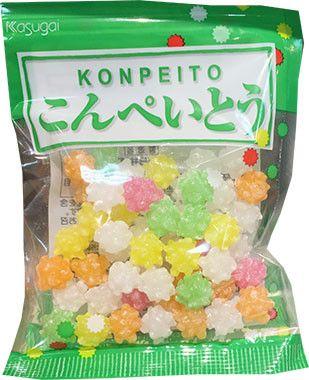 Konpeito Japanese Candy