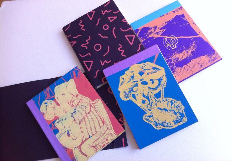 Nuevas libretas para artistas, ilustradores y creativos :)