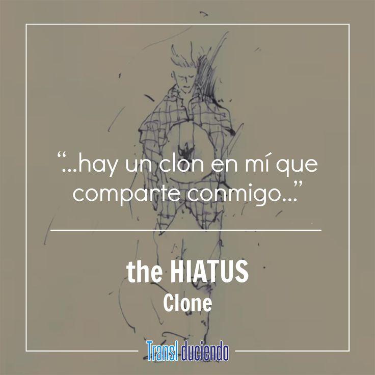 """¡Hola! Por sugerencia de un lector hoy traemos la traducción de una excelente banda de JRock. """"Clone"""" de the HIATUS nos habla de una persona que comparte sus días con alguien dentro de sí mismo (llámese conciencia u otra personalidad dentro de él). La canción traducida la puedes ver aquí:  https://goo.gl/6ddrrN #theHIATUS #Clone #HandsOfGravity #JRock #JMusic  ¿Te gustó la canción? ¿Qué opinas de la animación? ¿Te gustaría que tradujéramos otra canción de ellos o de otro artista? Si te gustó…"""