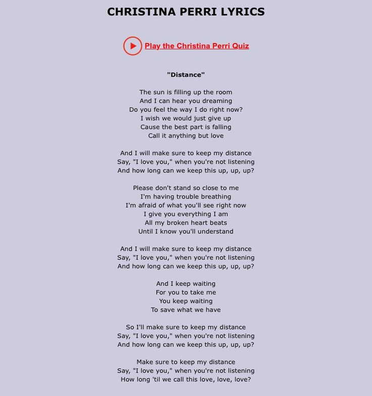 1000+ images about Music Lyrics on Pinterest | Lyrics ...