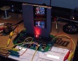 """NES Super 8"" Project"
