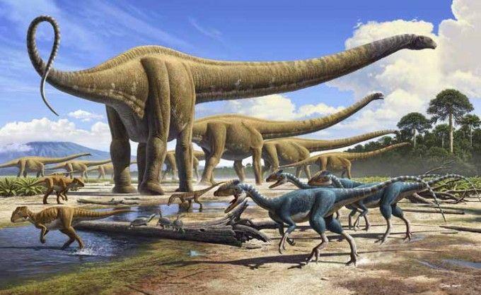 Eran inteligentes los dinosaurios...