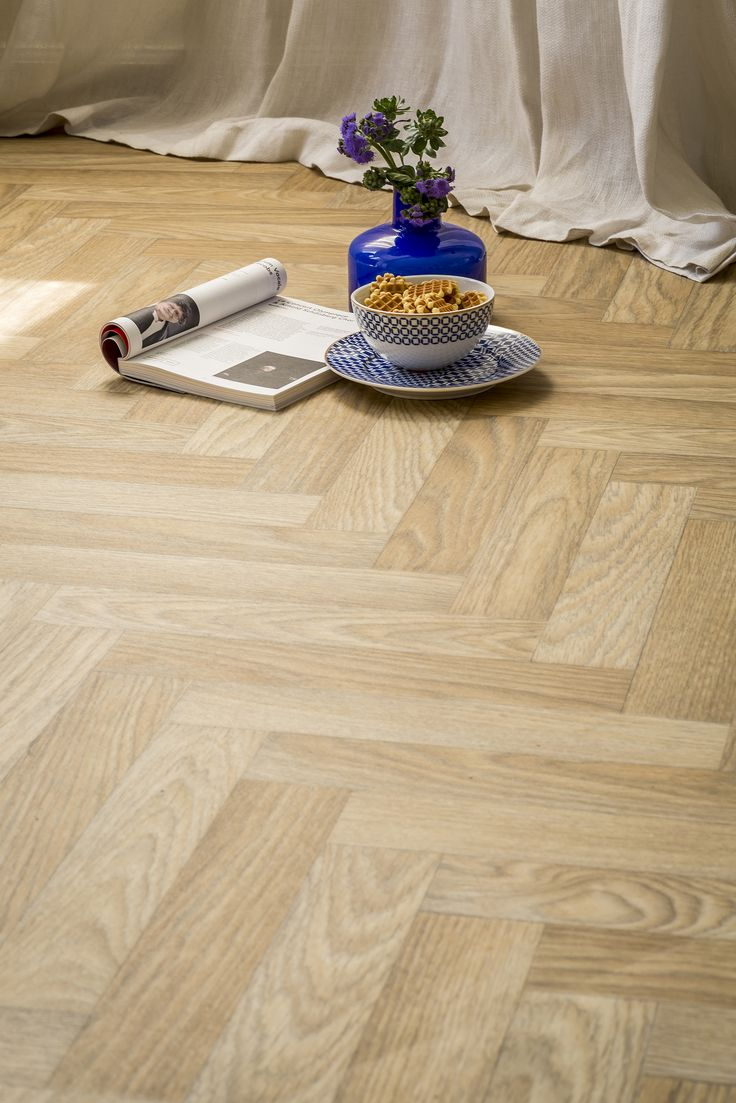 Herringbone isn't going away any time soon! Here it is in its 'Louvre' form, a sleek design gracing the Ultimate Timber collection. www.avenuefloors.co.uk
