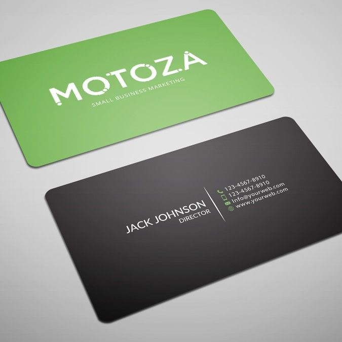 Best Images About Visiting Cards On   Black Business