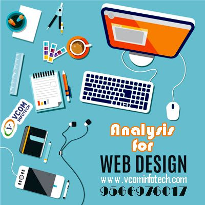 #Design is a plan for arranging elements in such a way as best! Contact #VcomInfotech #web_design https://goo.gl/HFolfF #creative #TBT