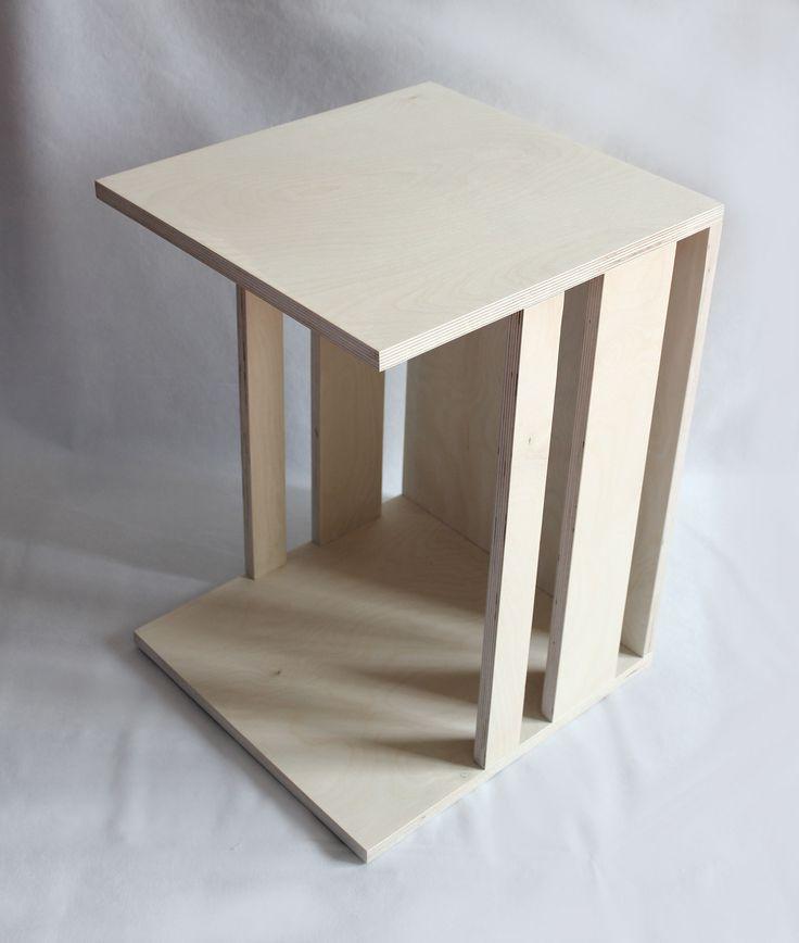 """Стол журнальный приставной №107 """"чистый"""" стол из дерева,столик для завтрака,кофейный стол,мебель из дерева,современная мебель"""