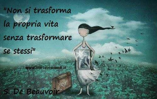 Il #cambiamento parte da dentro..