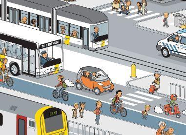 Openbaarvervoer - Praatplaat / Netwijs.nl - Maakt je wereldwijs