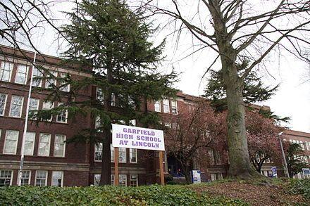 Garfield High School (Seattle) - Wikipedia